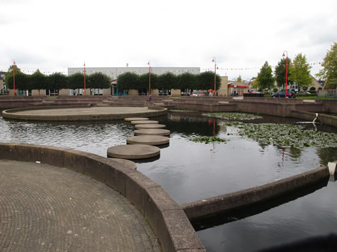 waterplein