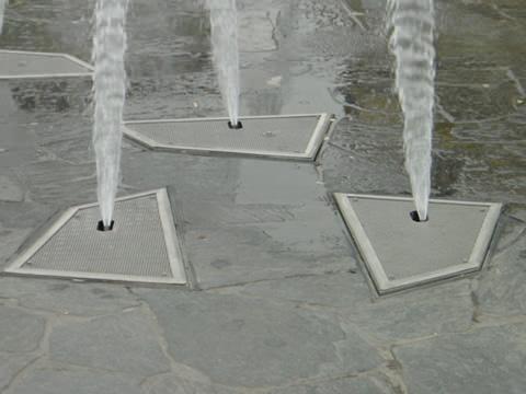 Fraaie fontein