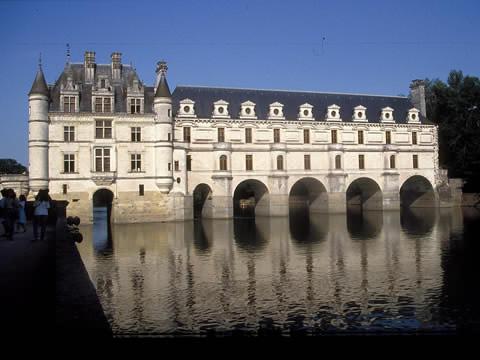 Kasteel aan Loire
