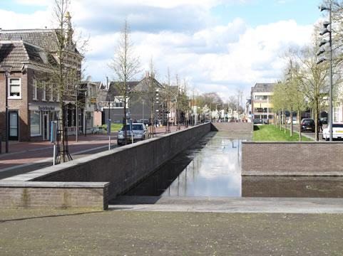 Parkje herinnert aan kanaal