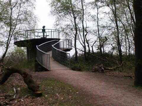 Uitkijkpunt Veluwe