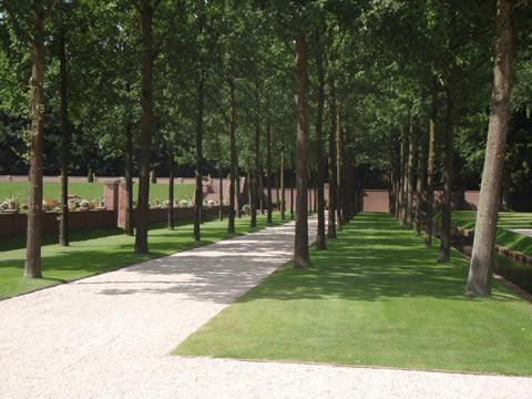 Bomenlaan park 't Loo
