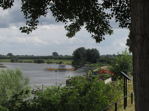 Recreatief veer over de IJssel