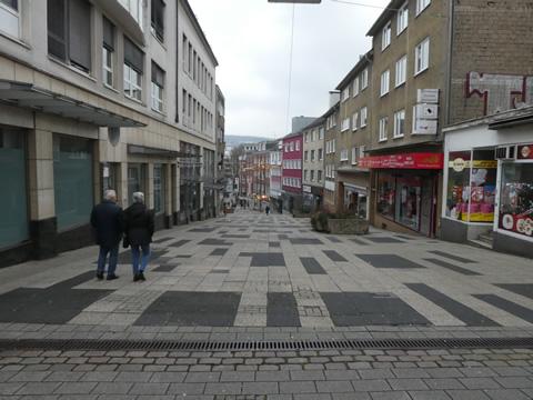 Regenwater kan helling af stromen naar winkels
