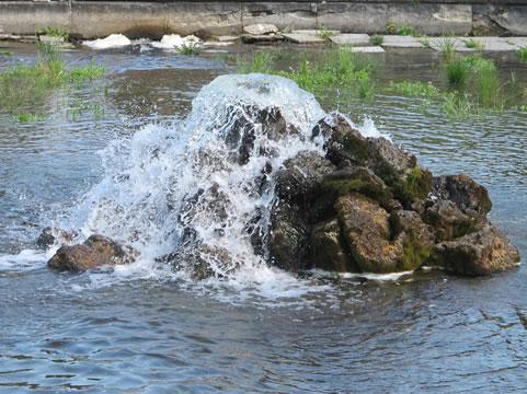 Waterkunstwerk